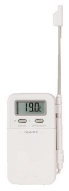 Refrigeration and Food Thermometer with Probe