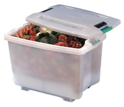 Flour – Food Storage Container with Lid – 50Lt
