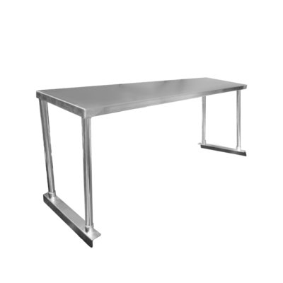 1500-WBO1 Single Tier Workbench Overshelf