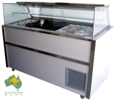 VIP Sandwich Salad Bar – 03 Module