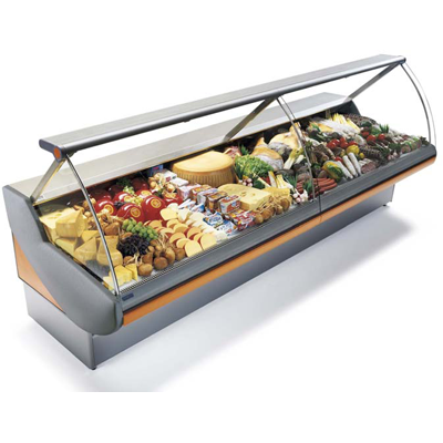 Serve Over Deli Counter 3860mm