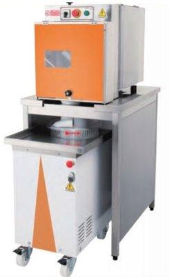 Pizza Dough Divider Rounder – PF-PO300/AR300-P – Capacity: 50-300g Balls – 3 Phase