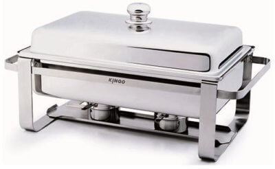 KG2102  – OBLONG CHAFING DISH