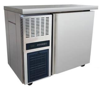 Stainless Steel Single Door Workbench Fridge – TL900TN