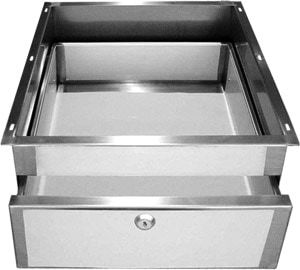 Stainless Steel Drawer – DR-01/A