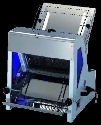 Bread slicer without blade – JSL-31M