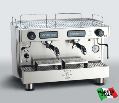 BZB2013S2E Bezzera Traditional 2 Group Espresso Coffee Machine