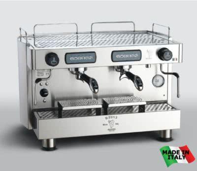 BZB2013S2E Bezzera Traditional 2 Group Espresso Coffee Machine