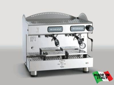 BZC2013S2E Bezzera Compact Espresso Coffee Machine 2 Group