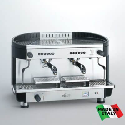 Bezzera Modern 2 Group Ellisse Espresso Coffee Machine – BZE2011S2E