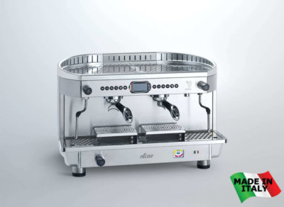 Bezzera Modern 2 Group Ellisse Espresso Coffee Machine – BZE2011S2EPID