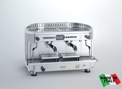 Bezzera Modern 2 Group Ellisse Espresso Coffee Machine – BZE2011S2EPID