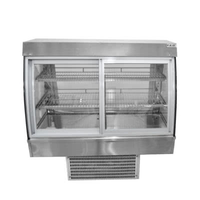 C4HT12 Belleview Drop-In Counter Top Display Heated C4HT Series