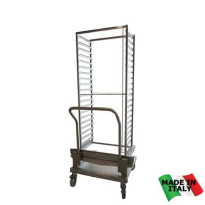CFG-120 Additional Gastronorm racks Trolley for PDE-120LD