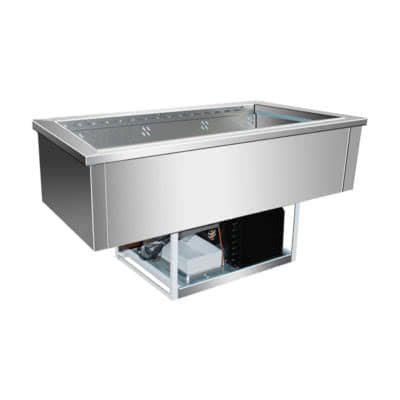 GN3V Buffet Servery Insert