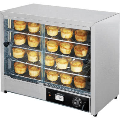 Pie Warmer & Hot Food Display – DH-580E