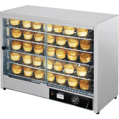 Pie Warmer & Hot Food Display – DH-805E
