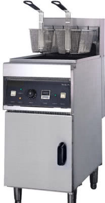 28L oil capacity electric fryer – EF-28LE