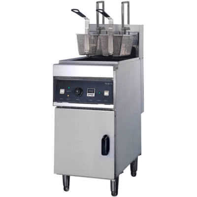 EF-28S – AUTO-LIFT ELECTRIC FRYER with COLD ZONE