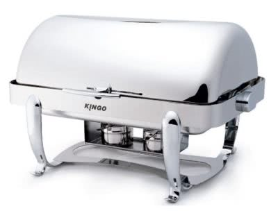 KG2402  – OBLONG CHAFING DISH