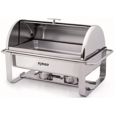 KG2501  – OBLONG CHAFING DISH