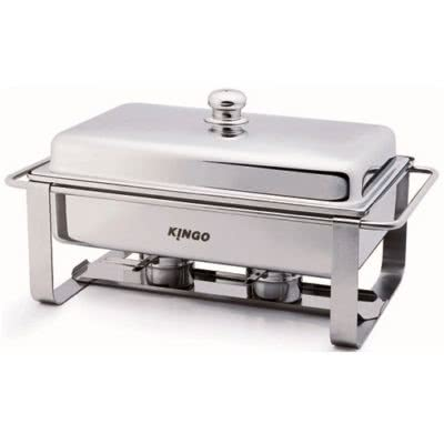 KG2502  – OBLONG CHAFING DISH