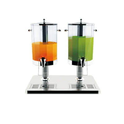 KGC12403-2 Juice Dispenser 6L / Double