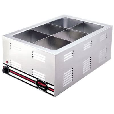 KGD7706 – Food Warmer with 1/6 pans