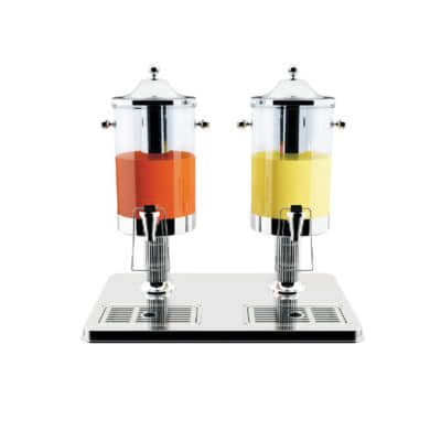 KGS12401G-2  – 5 L / JUICE DISPENSER /DOUBLE