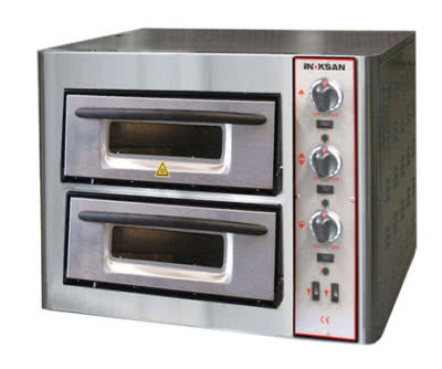 FMP-P502 Pizza Deck Oven – Double – 415V; 3~N; 6.0kW
