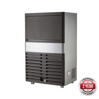 SN-120P Under Bench Ice Maker – Air Cooled 54kg output/24h