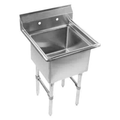 SKBEN01-1818N Stainless Steel Sink with Basin