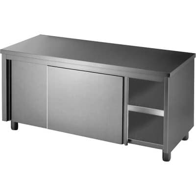 STHT-1800 – PASSTHRU KITCHEN TIDY WORKBENCH CABINET