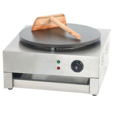 Electric Crepe Maker Single 3KW – TEC-1KW