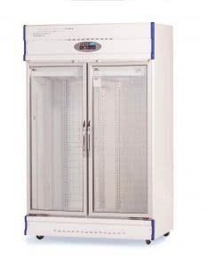 Double Glass Door Upright Display Fridge – 1000Lt
