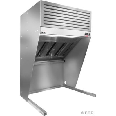 HOOD750A Bench Top Filtered Hood – 750mm