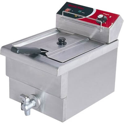 EF-S7.51/15 15 Amp Single Benchtop Electric Fryer