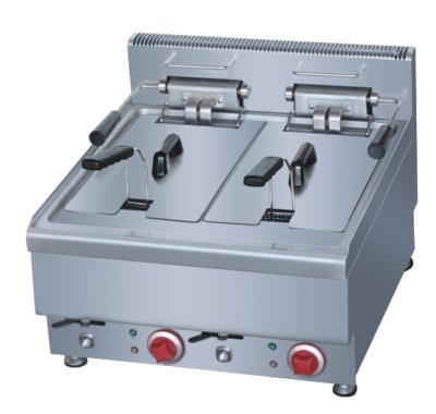 JUS-TEF-2 Electric Fryer – 415V; 3~A; 1.7kW