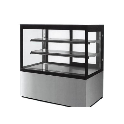 Modern 2 Shelves Cake or Food Display – GN-1500RF2