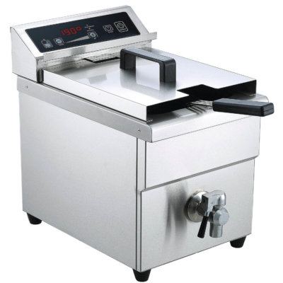 Single tank induction fryer – IF3500S – 3.5kw/15A