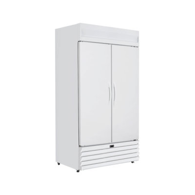 LG-1000SE Double Door Colourbond Upright Drink Fridge