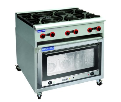 Gas Cooktop & Oven 800 series – RB6-YXD