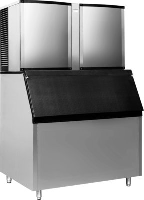 Blizzard Professional Ice Machines – SN-2000P 900kg output/24h