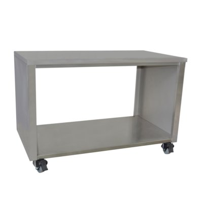 Stainless Steel Pass Through Cabinet On Castors 1200mm STHT-1200S