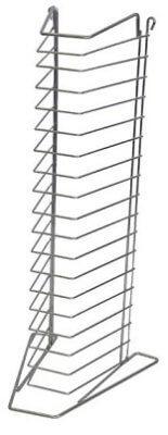 18 Tier  Pizza Tray Rack – Heavy Duty – Max 16″ Tray Size