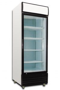 SINGLE DOOR DISPLAY FRIDGE 380lt