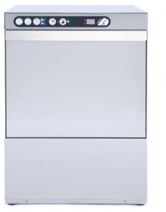 UNDERCOUNTER DISHWASHER WITH WATER SOFTENER