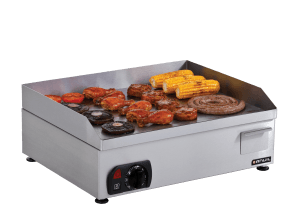 FLAT TOP GRIDDLE 600mm