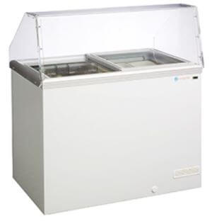 Ice Cream Scooping Freezers – Fits 7 x 5Lt Tubs