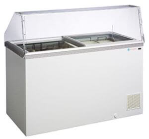 Ice Cream Scooping Freezers – Fits 9 x 5Lt Tubs